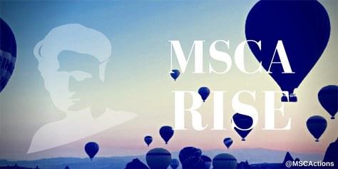 Logo MSCA RISE