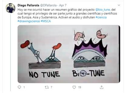 Twitter Video Diego Pallarola